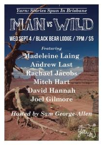 Yarn: Man vs Wild